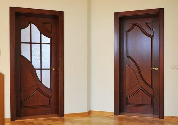 виды дверей для дома