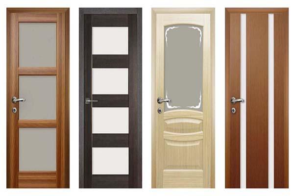 Деревянные межкомнатные двери фото