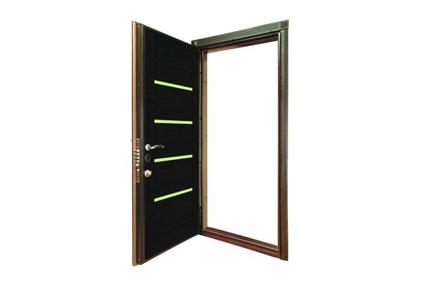 Входные металлические бронированные двери фото