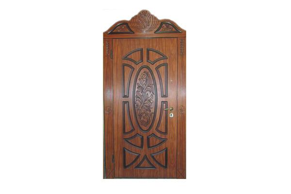 Накладка на дверь из МДФ фото