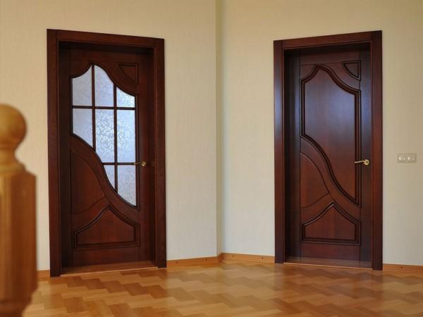 Звукоизоляция межкомнатных дверей фото