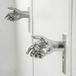 ручки защелки для межкомнатных дверей