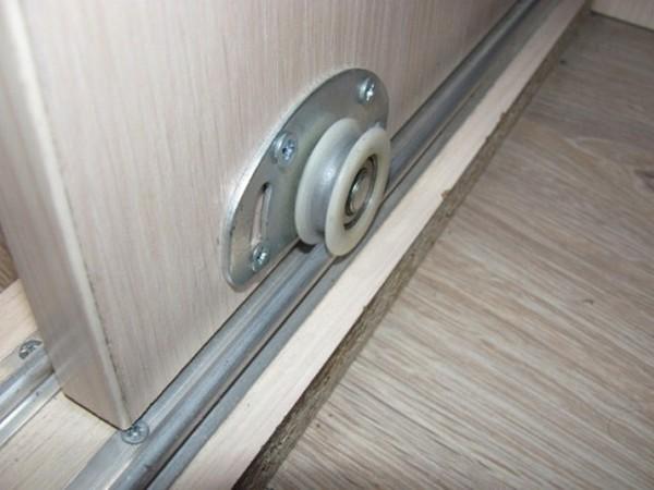 Механизм раздвижных дверей своими руками фото 42