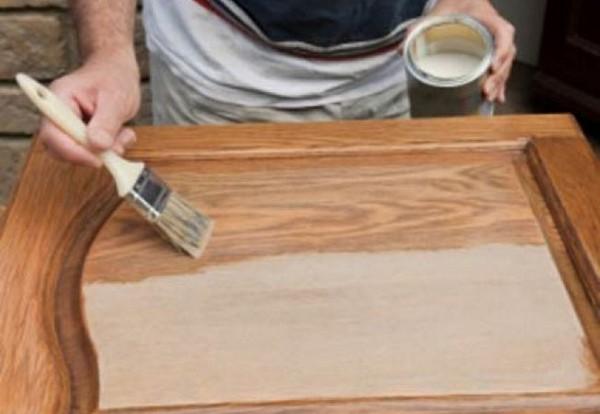 как обновить межкомнатную деревянную дверь фото