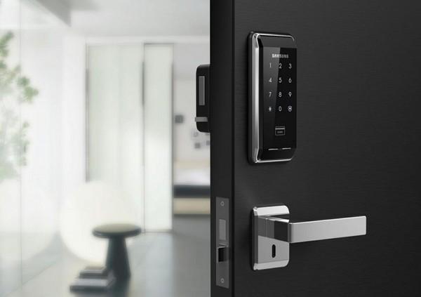 кодовые замки на двери фото