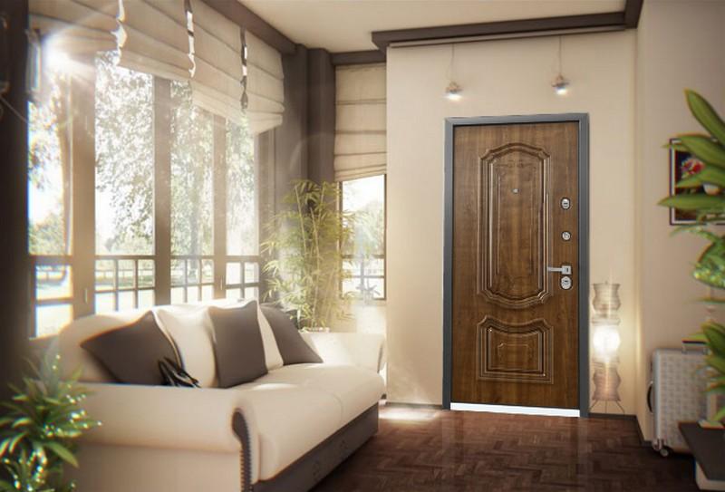 вторая дверь в квартиру фото