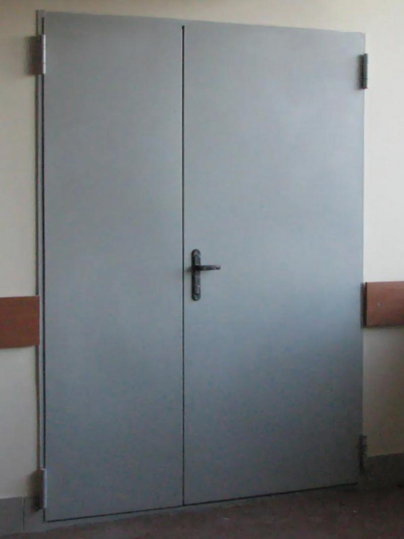огнестойкая дверь фото