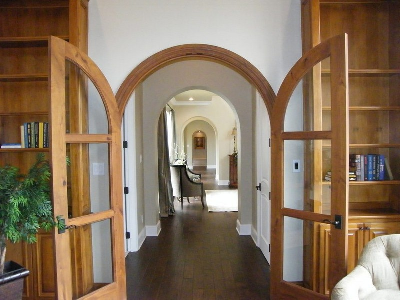 двери арки фото