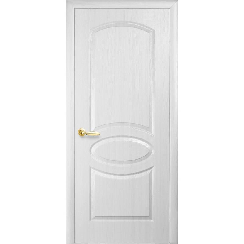 белая дверь под покраску фото