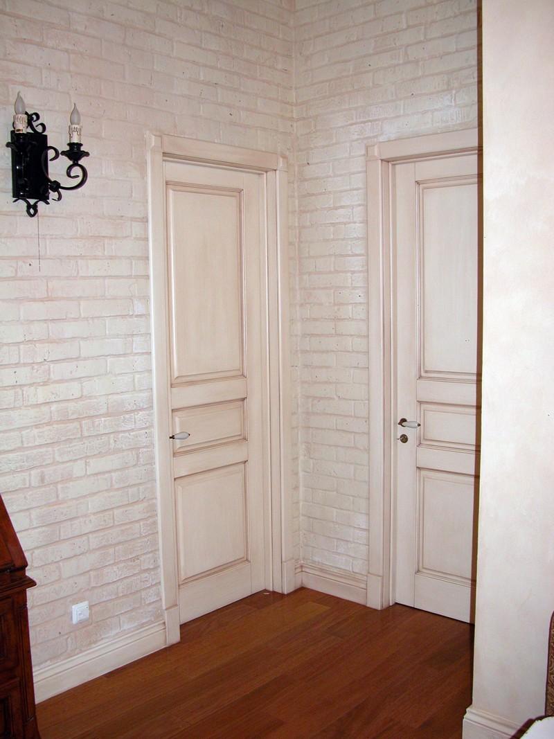 деревянная дверь под покраску фото