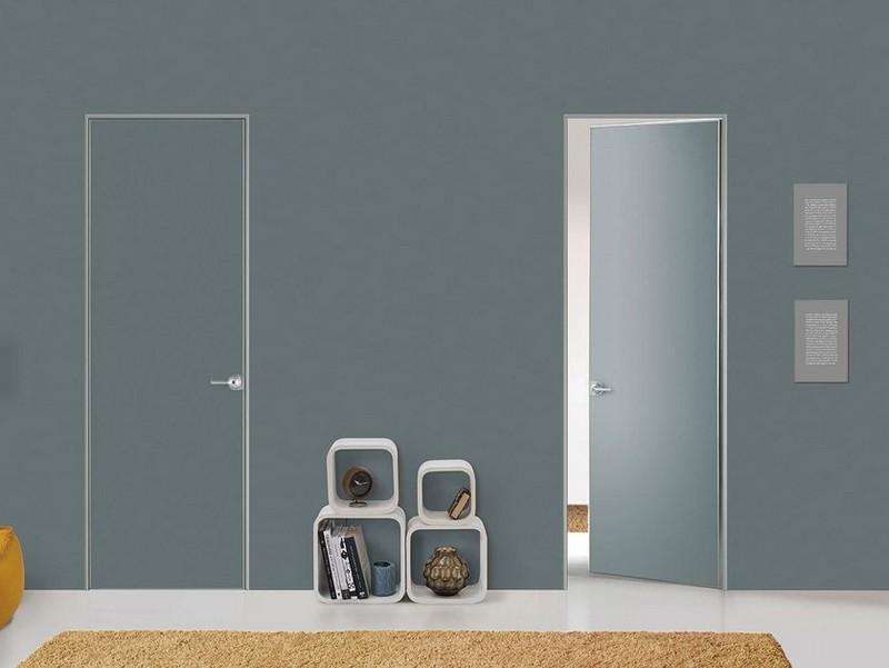 скрытые двери под покраску фото
