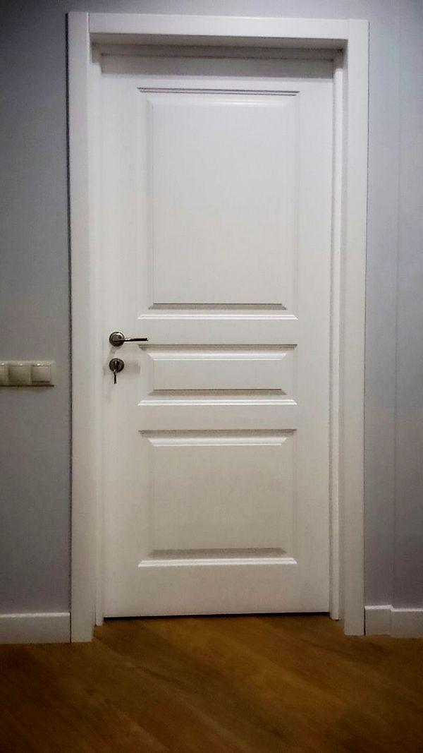 деревянные влагостойкие двери фото