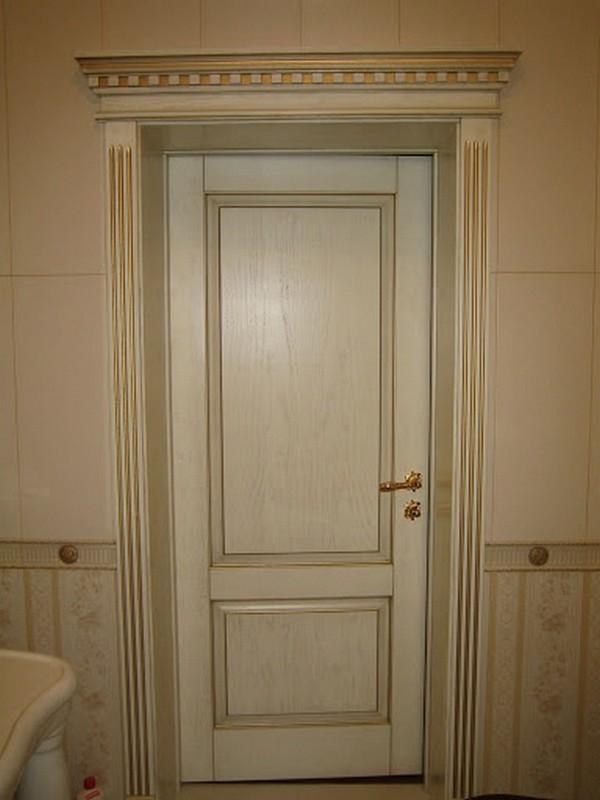дверь из мдф в санузел фото