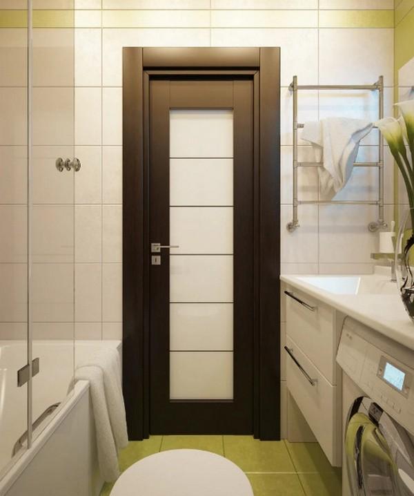размеры двери в санузел