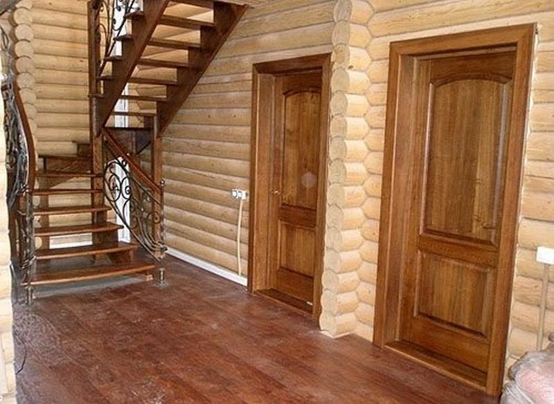 дверь в подвал внутри дома фото