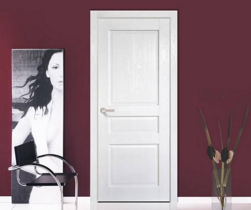 межкомнатные эмалированные двери фото