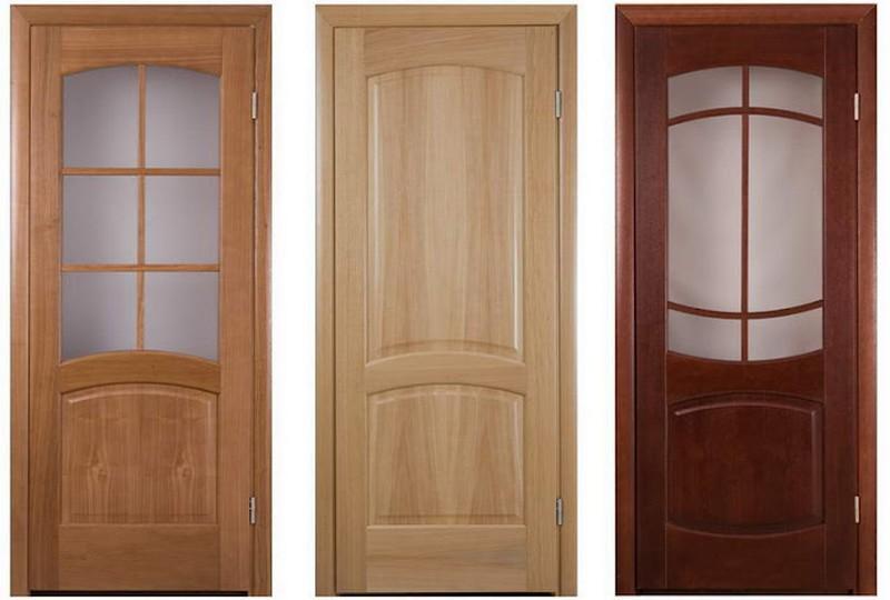 каркасно щитовые двери фото