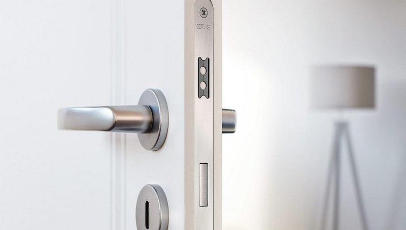 магнитная защелка на дверь фото