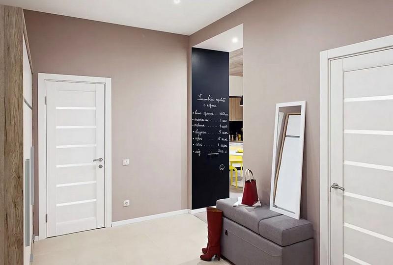 царговые двери в интерьере фото