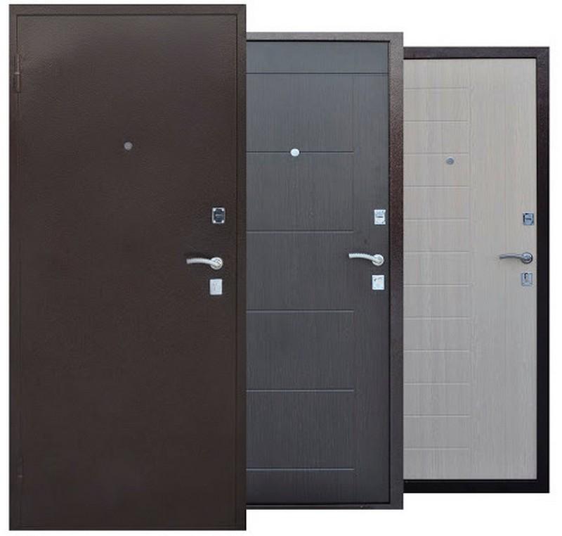 наружное оформление сейф дверей фото