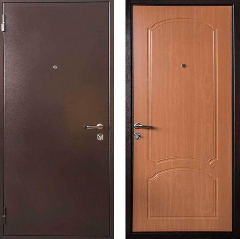 отличия сейф дверей