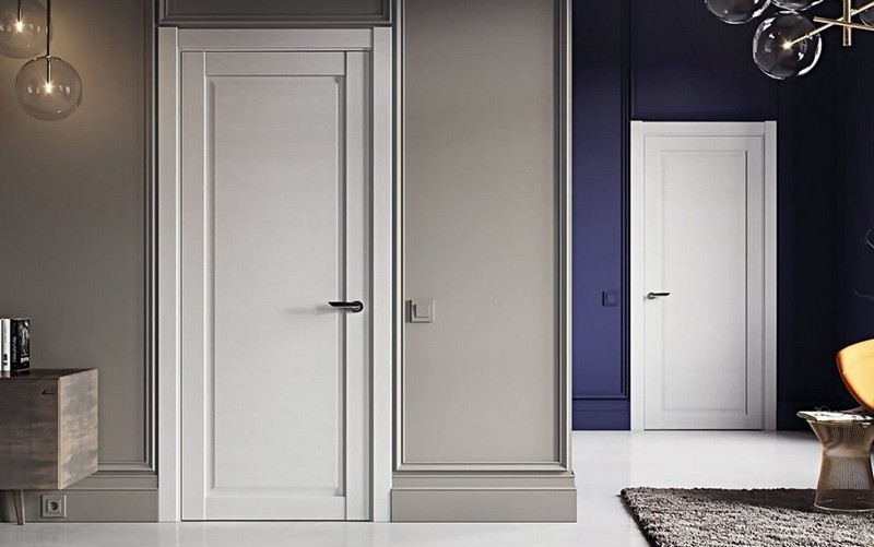 какой дизайн дверей выбрать