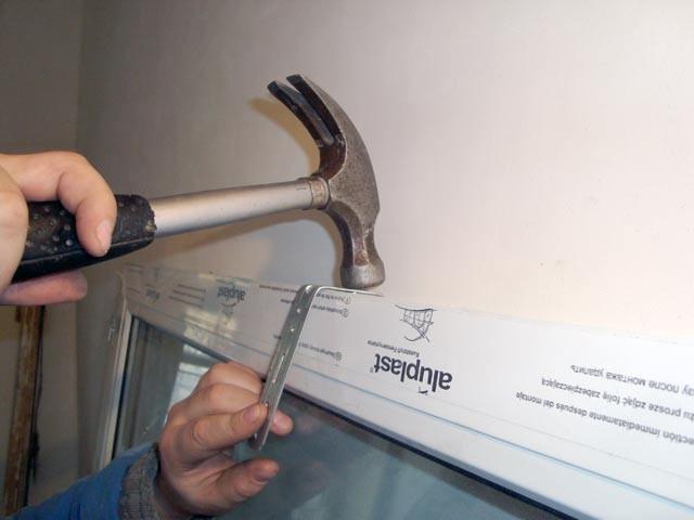 Установка пластиковых дверей своими руками фото