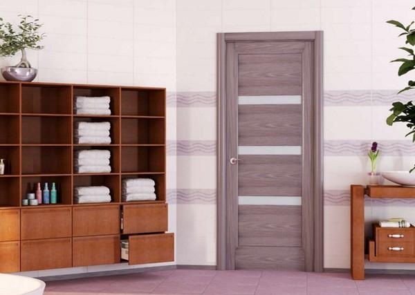 Как выбрать шпонированную дверь