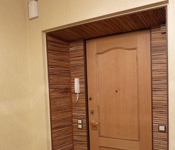 Как сделать портал для дверей 628