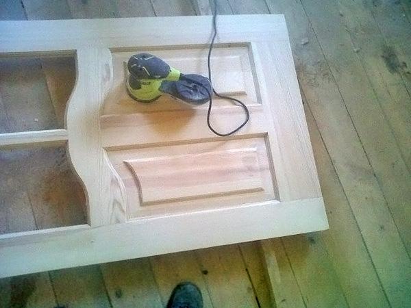 Ремонт деревянных дверей своими руками фото