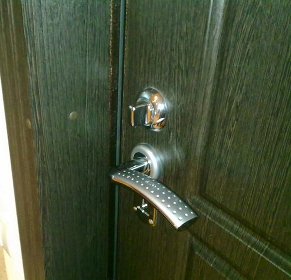 Ремонт ручки входной двери