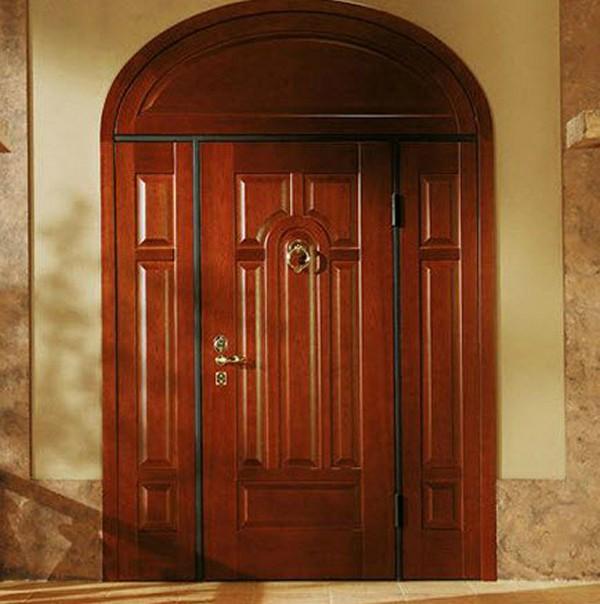 выбираем уличные входные двери