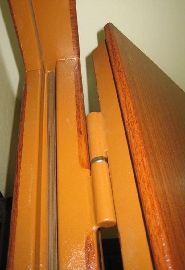 услуги по звукоизоляции входных дверей