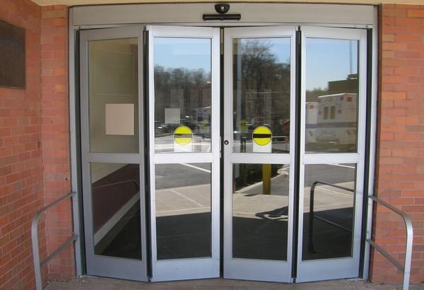 пластиковые двери гармошка фото