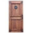 двери под старину из дерева
