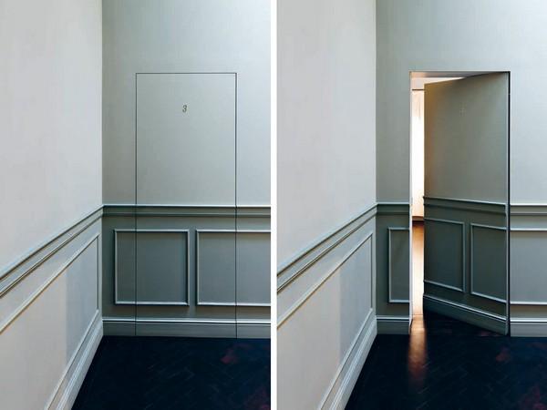 межкомнатные двери невидимки фото