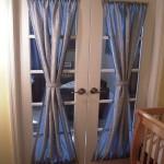 как установить балконную дверь