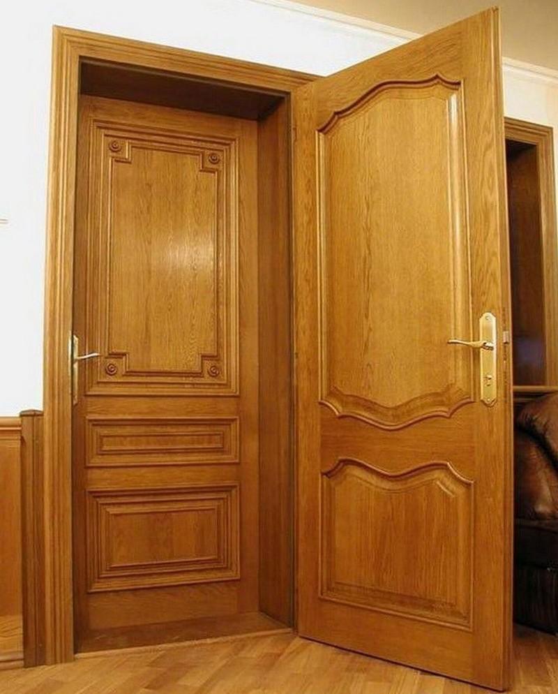 теплые деревянные двери фото